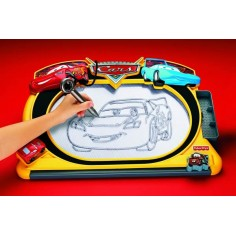 "Fisher-Price - Tablita Desen ""Cars"""