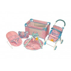 Bertoni - SET TRUSOU PAPUSI 5 in 1