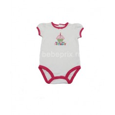 Carters - Body 1st Birthday Pink