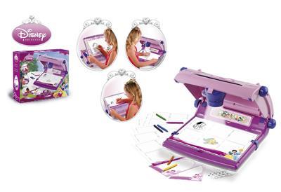 Famosa - Mega proiector Princess