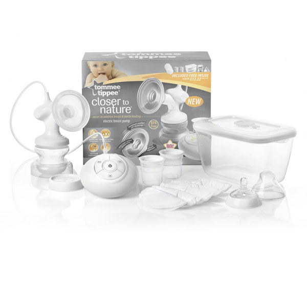 Tommee Tippee - Closer to Nature Pompa de san electrica