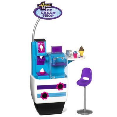 Hannah Montana - HM Ice Cream Shop