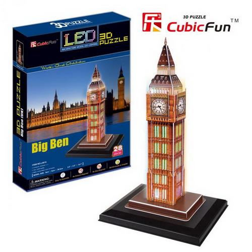 Cubicfun - Big Ben (U.K.)
