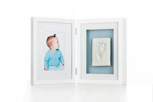 Pearhead - Babyprints rama birou alba
