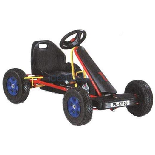 Puky - Puky Go-Cart F 50 Red