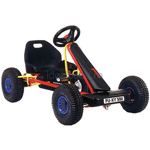Puky - Puky Go-Cart F 500 L Red