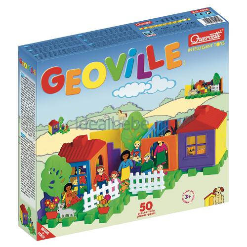Quercetti - Geoville