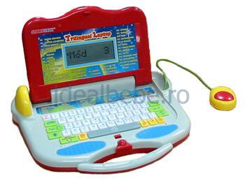 Startright - Laptop Trilingual