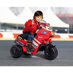 Tricicleta Ducati Desmosedici Raider