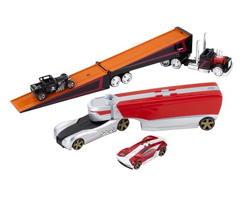 Hot Wheels - Hot Wheels Camion cu Rampa