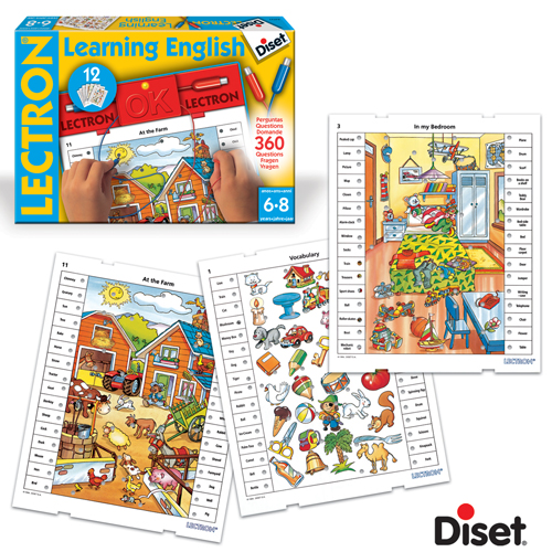 Diset - Electron - Sa invatam limba engleza