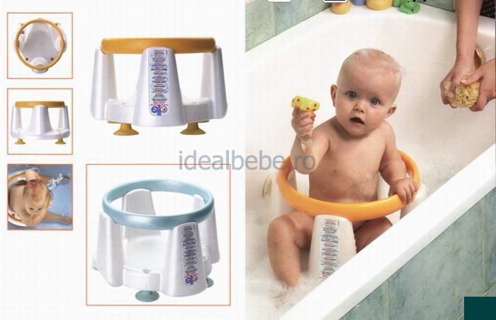 OK Baby - Scaunel de baie ERGONOMIC FLIPPER