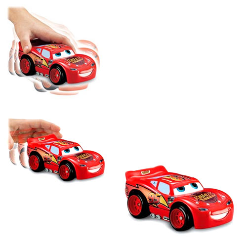 Fisher-Price Disney Cars Shake n Go - Lightning (Fulger) McQueen
