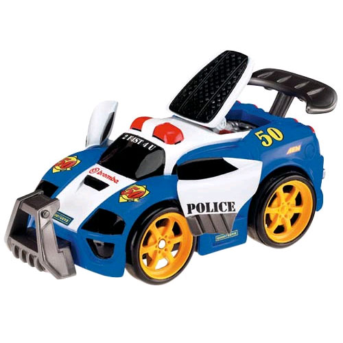 Fisher-Price Shake n Go Crash-Ups - Masina de politie
