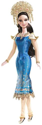 Barbie - Barbie Papusa de Colectie