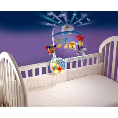 Fisher-Price - Carusel Fisher-Price Sweet MoonDreams