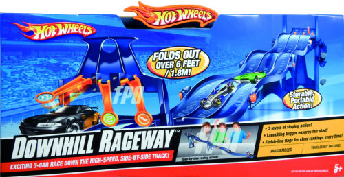 Hot Wheels - Pista de intreceri