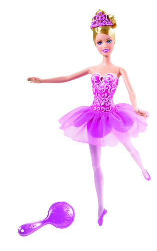 Barbie - Barbie balerina roz