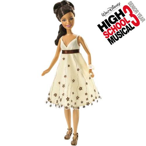 High School Musical 3 - Gabriella in haine de bal