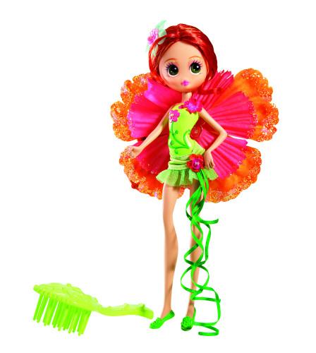 Barbie - Barbie Degetica, prietena Chrysella verde