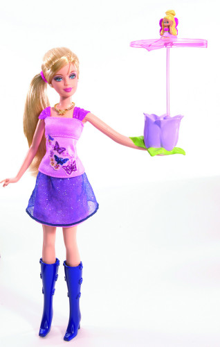 Barbie - Barbie - Barbie si Degetica