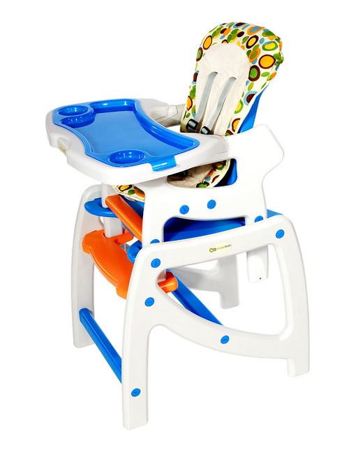 KinderKraft - Scaun de masa Multifunctional PLANET
