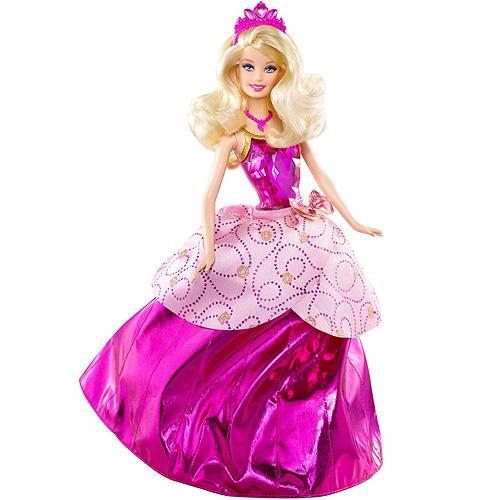Barbie - Barbie la Scoala Printeselor - Papusa Blair