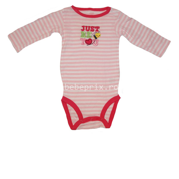 Carters - Body bebe Just be you