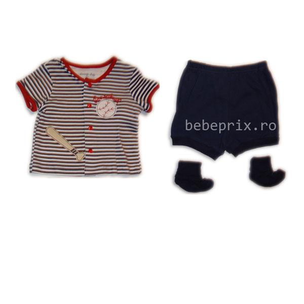 Specialty Baby - Costumas 3 piese Baseball
