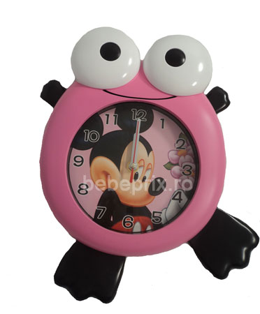Disney - Ceas Mickey Mouse Pink