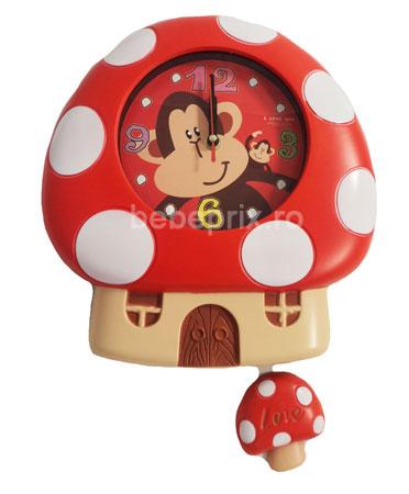Disney - Ceas Ciupercuta Red