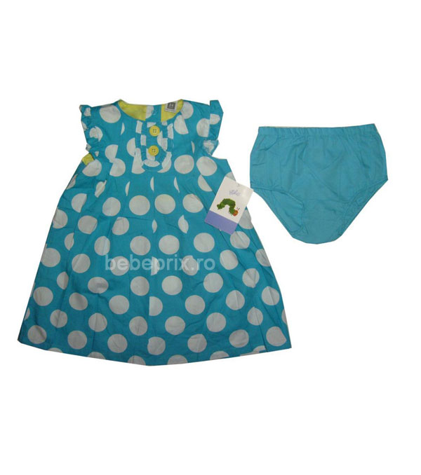 Rochita Dots Blue