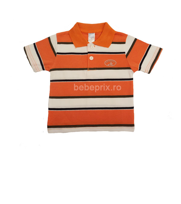 Carters - Tricou baieti Polo Orange