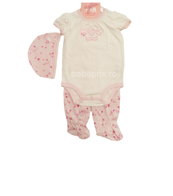 Carters - Compleu bebe 3 piese