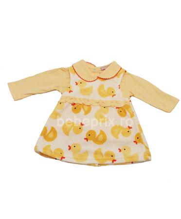 Ohm&Emmy - Rochie Yellow Duck
