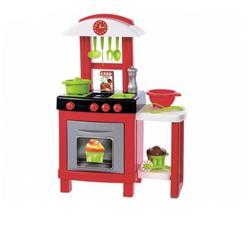 Ecoiffier - Bucatarie Pro Cook cu 15 Accesorii