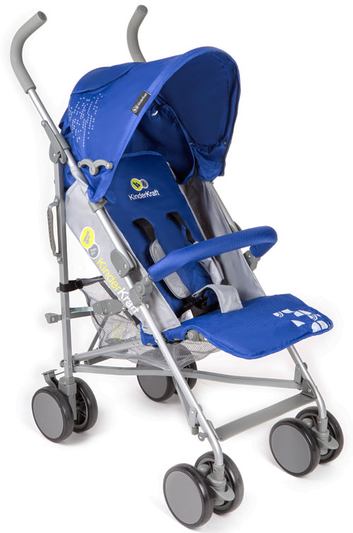 KinderKraft - Carucior sport Buggy Blue