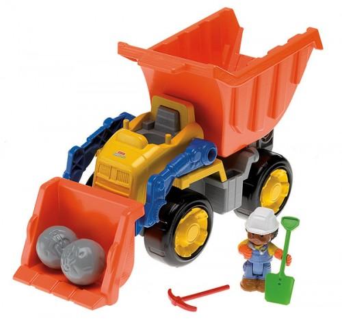 Fisher Price - Camion Excavator