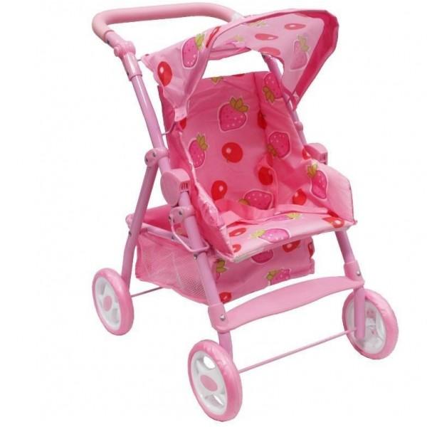 Baby Mix - Carucior pentru papusi Amalia