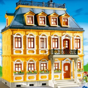 Playmobil - Dollhouse: Casa in stil victorian