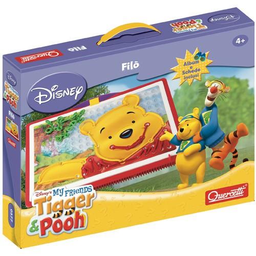 Quercetti - Filo Winnie the Pooh
