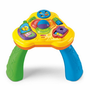 Fisher-Price - Centru activitati Light & Sound Table