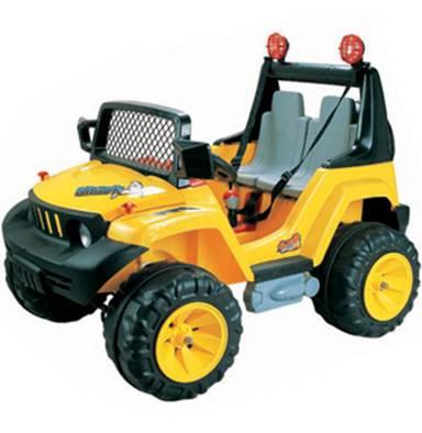 Jucarii diverse - Masinuta electrica Monster truck 12 volti A18