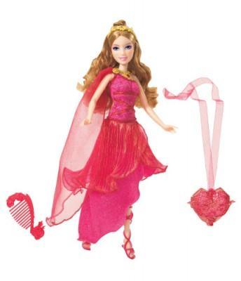 Barbie - Papusa Zeita Castelul de Diamant