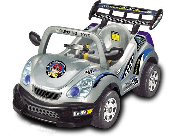 Jucarii Diverse - Mini masinuta electrica cu telecomanda radio 614