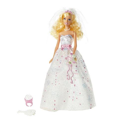 Barbie -Barbie Mireasa