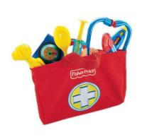 Fisher-Price - Jucarie trusa medicala