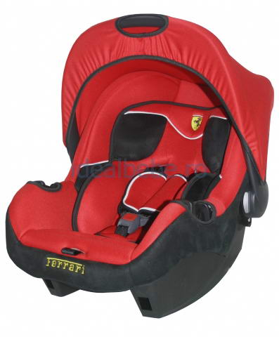 Kids im Sitz - Scaun auto Be One SP Ferrari
