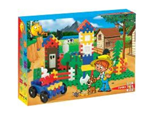 Gozan - Set constructie Family - 235 pcs