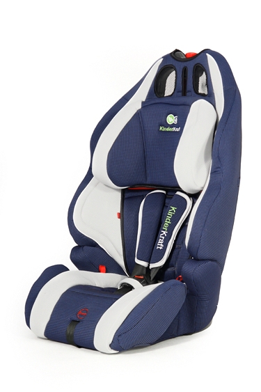KinderKraft - Scaun auto Smart Blue